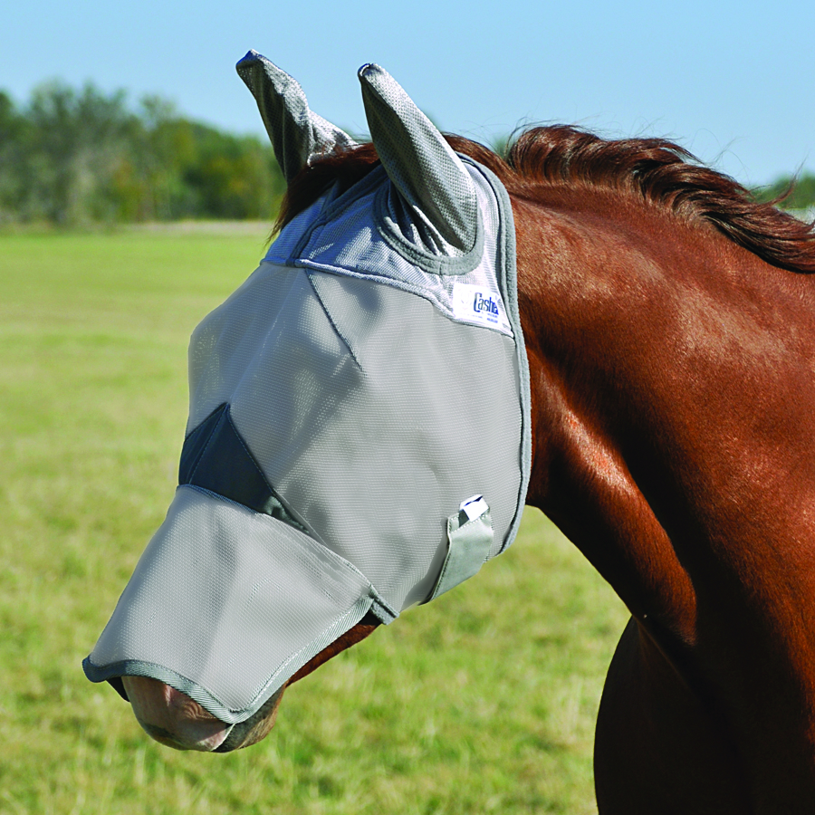 Crusader Long Nose w/ Ears by Cashel