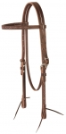 Weaver Boot Stitch Collection Headstall