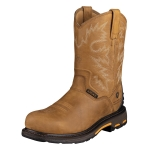 Men's Workhog RT Waterproof Composite Toe Boot by Ariat