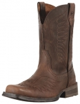 Men's Ariat Rambler Phoenix Boot in Distressed Brown