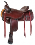 Flex 2 Topeka Trail Saddle by Circle Y