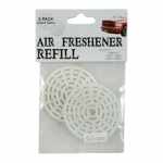 Cowboy Hat Air Freshener Refill Disks by M & F Western