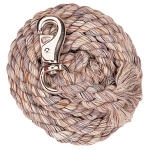 Multi-Colored Cotton Lead Rope