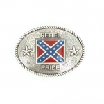 Nocona Rebel Pride Buckle