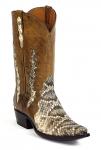 Men's Eastern Triad Rattle Snake Boot by Black Jack