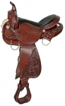 "Round Rock Gaited Trail 16"" Saddle from High Horse"