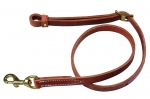 "3/4"" x 40"" Tie Down Strap by Berlin Leather Company"