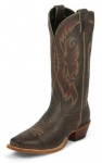 Men's America Chocolate Boot by Nocona