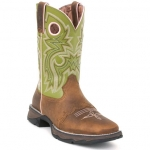 Women's Tan Saddle Lace Ladies Flirt Boot by Durango