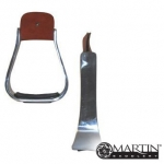 "2"" Aluminum Stirrup by Martin Saddlery"