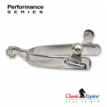"Performance Series 5/8"" Band Spur by Classic Equine"