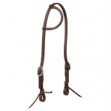 Working Cowboy Sliding Ear Headstall by Weaver
