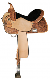 The Proven Mansfield Barrel Saddle by High Horse