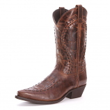 Men's Laramie Rust Earthquake Boot by Laredo