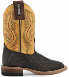 Kid's Elephant Print Western Boot by Cinch