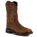 Men's TLX Waterproof Composite Toe Western Work Boot by Tony Lama