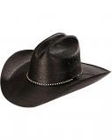 Jason Aldean Asphalt Cowboy Straw Hay by Resistol