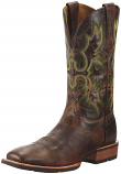 Men's Tombstone Weathered Chestnut Boot by Ariat