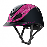 Fallon Taylor Barrel Racing Helmet by Troxel