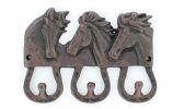Horsehead Coat Hook by M&F Western Products