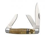 Laredo Stag Stockman Roper Knife