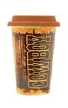 Cowboy Ceramic Coffee Mug By M&F Western Products