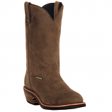Men's Brown Steel Toe Albuquerque Boot by Dan Post