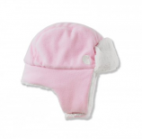 Toddlers Pink Trapper Hat by Carhartt
