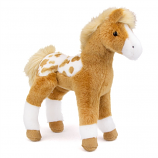 Douglas Medium Smooth Coat Pony Plush Toy
