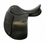 "17 1/2"" Henri de Rivel Pro Buffalo Dressage Saddle by JPC"