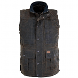 Men's Deer Hunter Vest by Outback Trading Post