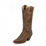 Women's Tan Damiana Boot by Justin