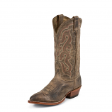 Men's Tan Vintage Cow Legacy Boot by Nocona