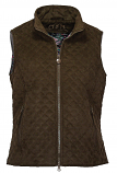 Women's Grand Prix Quilted Vest by Outback
