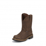 Kid's Bay Gaucho Cowhide Work Boot by Justin