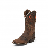Men's Buffalo Silver Collection Boot by Justin