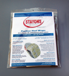 Epsom Salt Poultice Hoof Wraps by STAYONS
