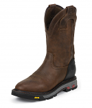 Men's Waterproof Wyoming Original Workboots by Justin