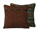 Rio Grande Reversible Euro Sham by Homemax