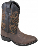 Kid's Monterey Western Boot by Smoky Mountain