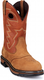 Men's Branson Saddle Roper Waterproof boot by Rocky