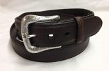Men's Basic Brown Belt by Ariat