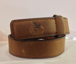 "Men's Brown 1 1/2"" Work Belt by 3D"