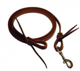 The Ranch Brand Roper Rein by Berlin Leather Company