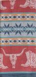 Southwest at Heart Jacquard Tea Towel by Kay Dee Design