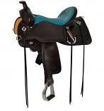 "16"" Limited Edition Flex2 Trail Saddle by Circle Y"