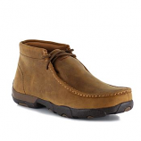 Men's Waterproof Driving Mocs by Twisted X Boots