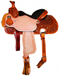 XP Queen Creek All Around Saddle by Circle Y