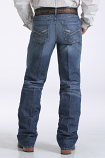 Men's Grant Relaxed Boot Cut Jeans by Cinch