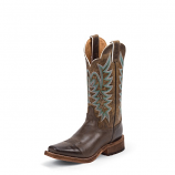 Women's Chocolate America Bent Rail Boot by Justin